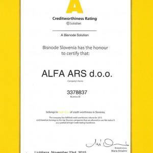 ALFAARS-certifikat-odlicnosti-EN