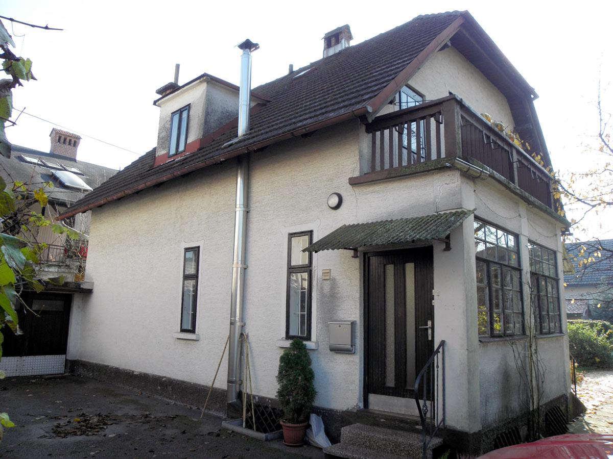 Before-Primer prenove hiše - 1.